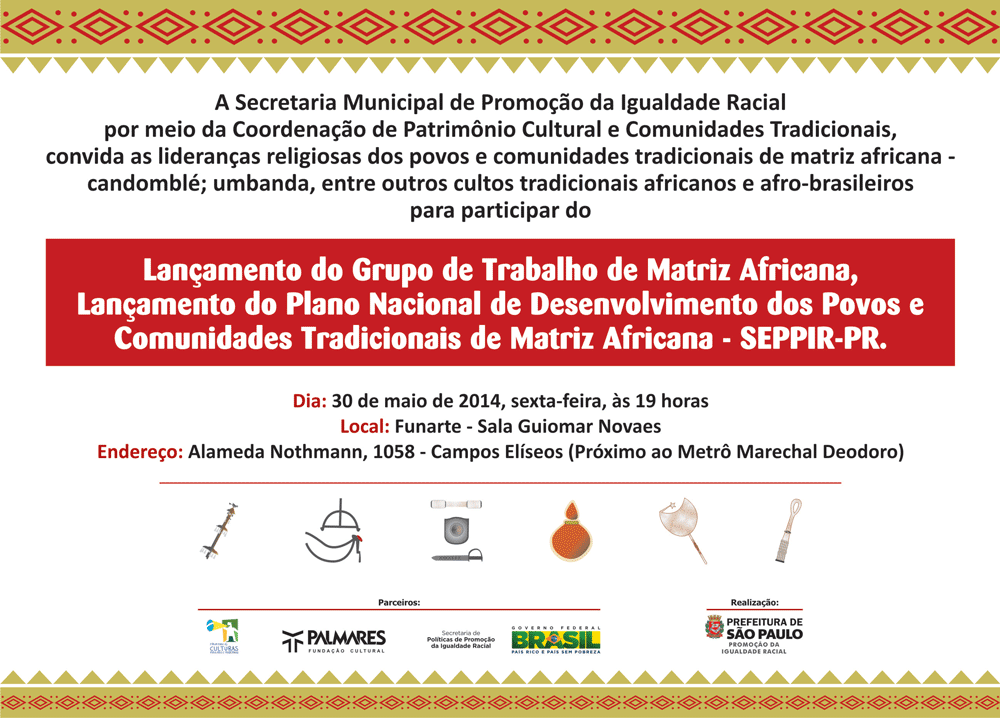 Convite---Matriz-Africana