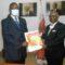 Visita do diretor africano da diplomacia camaronesa ao CERDOTOLA