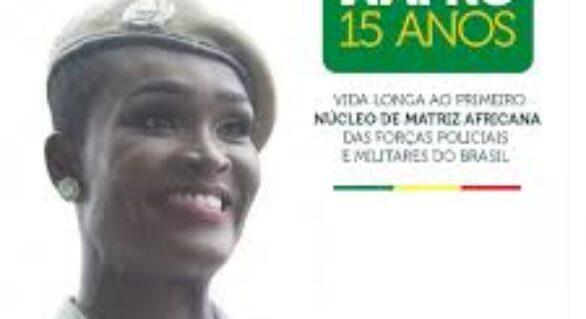 Comitiva do Núcleo de Religiões de Matrizes Africanas da PM-Bahia visitará Inzo Tumbansi