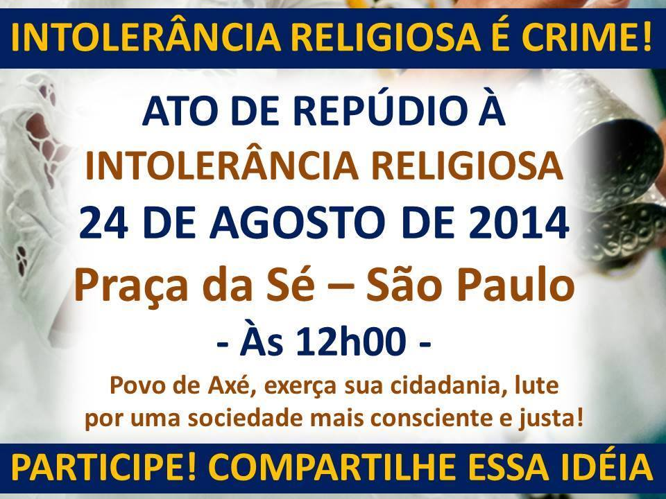 ato-contra-intolerancia-religiosa